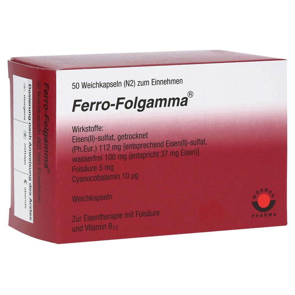 Ferro-Folgamma, 1St - m