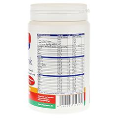 MEGAMAX Diät Drink Pfirsich Maracuja Pulver 425 Gramm - Linke Seite