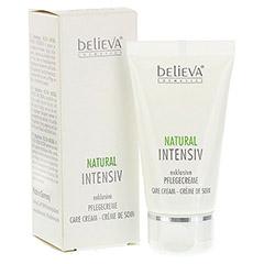 BELIEVA Natural Intensiv Creme 30 Milliliter