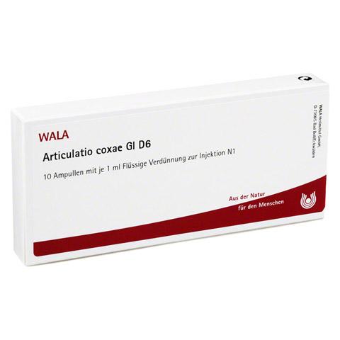 ARTICULATIO coxae GL D 6 Ampullen 10x1 Milliliter N1
