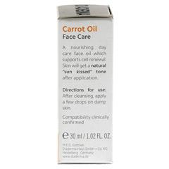 DIADERMA Karotten Öl 30 Milliliter - Rechte Seite