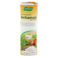 HERBAMARE spicy Salz A.Vogel 125 Gramm