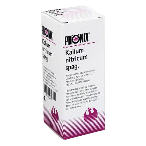 PHÖNIX KALIUM nitricum spag. Tropfen 50 Milliliter N1