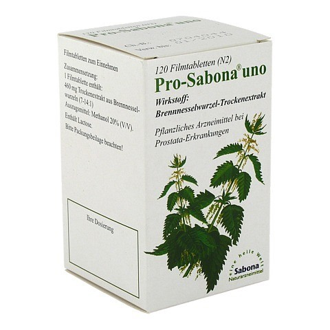 Pro-Sabona uno 120 Stück N2