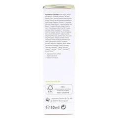 LAVERA mattierende Balancecreme grüner Tee 50 Milliliter - Linke Seite