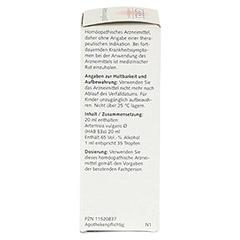 CERES Artemisia vulgaris Urtinktur 20 Milliliter N1 - Rechte Seite