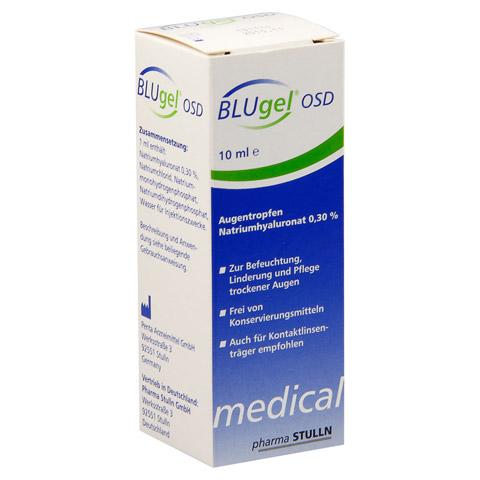 BLUGEL OSD Augentropfen 10 Milliliter