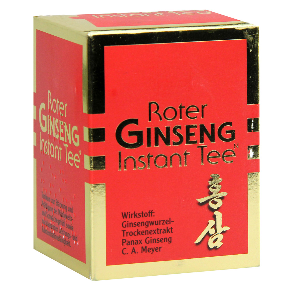 roter ginseng instant tee n 50 gramm online bestellen. Black Bedroom Furniture Sets. Home Design Ideas