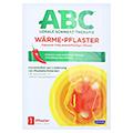 ABC W�rme-Pflaster Capsicum 11mg Hansaplast med 1 St�ck
