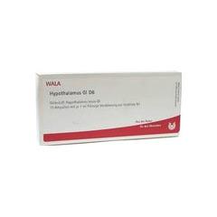HYPOTHALAMUS GL D 6 Ampullen 10x1 Milliliter N1