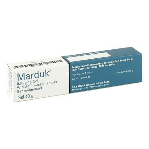 Marduk farblos 40 Gramm