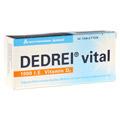 DEDREI vital Tabletten 30 St�ck