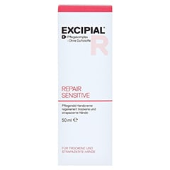 EXCIPIAL Repair Sensitive Creme 50 Milliliter - Vorderseite
