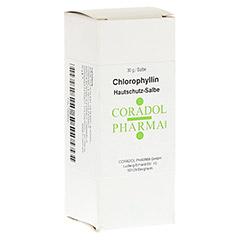 CHLOROPHYLLIN Hautschutz-Salbe 30 Milliliter
