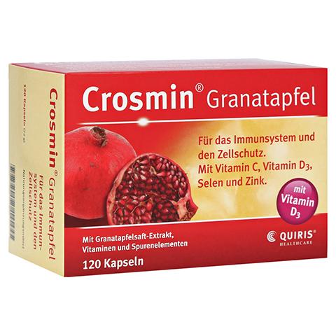 CROSMIN Granatapfel Kapseln 120 Stück