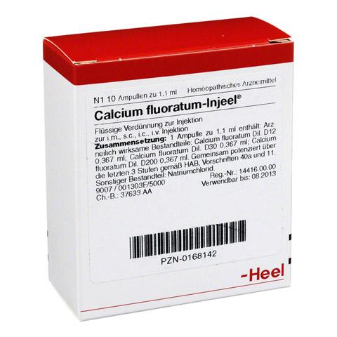 CALCIUM FLUORATUM INJEEL Ampullen 10 St�ck N1