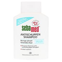 SEBAMED Anti Schuppen Shampoo Plus 200 Milliliter