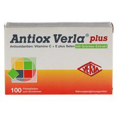 ANTIOX Verla plus Filmtabletten 100 St�ck - Vorderseite