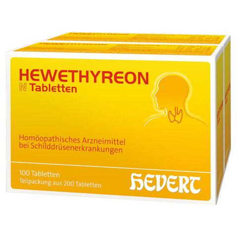 HEWETHYREON N Tabletten 200 Stück N2