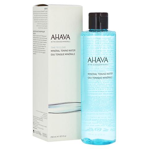 Ahava Mineral Toning Water 250 Milliliter