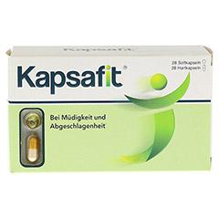 KAPSAFIT Kapseln 28x2 Stück - Vorderseite