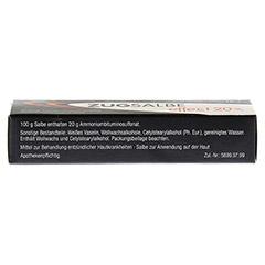 ZUGSALBE effect 20% Salbe 15 Gramm - Oberseite