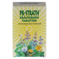 PK STRATH Kräuterhefe Tabletten 140 Stück - Vorderseite