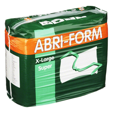 ABRI FORM x-large super 20 St�ck