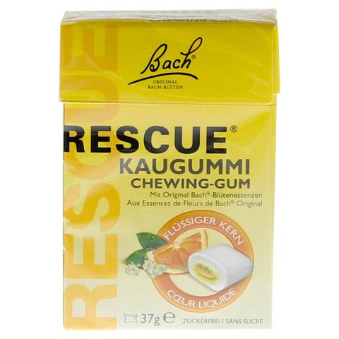 BACH ORIGINAL Rescue Kaugummi 37 Gramm - Vorderseite