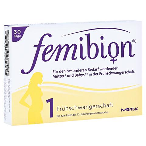 FEMIBION Schwangerschaft 1 D3+800 µg Folat Tabl. 30 Stück