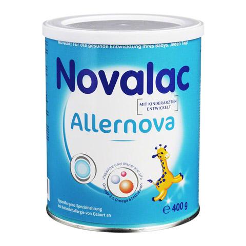 NOVALAC Allernova b.Kuhmilchallergie 0-36 M. 400 Gramm