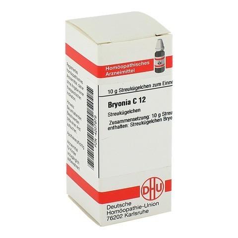 BRYONIA C 12 Globuli 10 Gramm N1