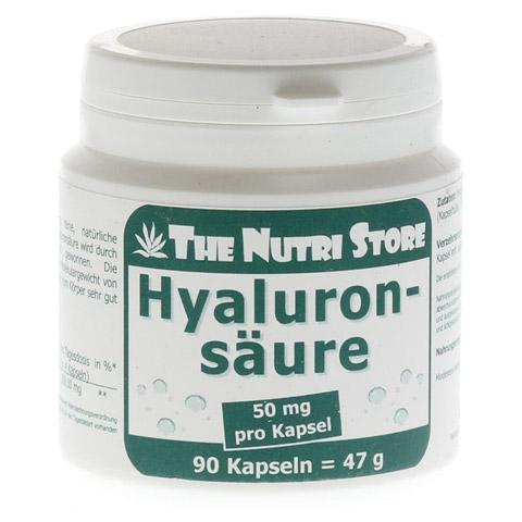 HYALURONSÄURE 50 mg Kapseln 90 Stück