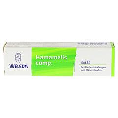 HAMAMELIS COMP.Salbe 25 Gramm N1 - Vorderseite