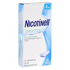 Nicotinell 2mg Spearmint 24 Stück
