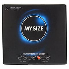 MYSIZE 60 Kondome 36 Stück - Vorderseite