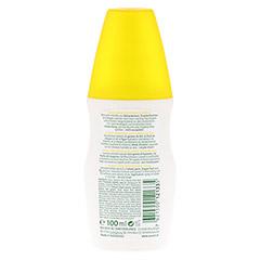 RAUSCH Weizenkeim Feuchtigkeitsspray 100 Milliliter - Rückseite
