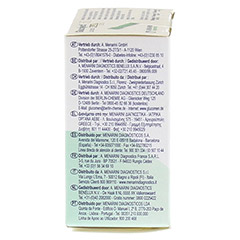 GLUCOJECT Lancets PLUS 33 G 50 Stück - Linke Seite