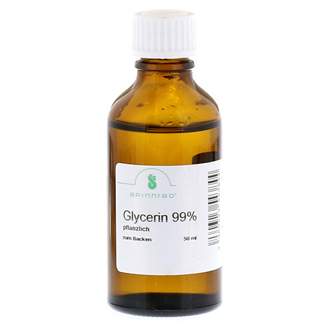 GLYCERIN 99% pflanzlich zum Backen 50 Milliliter