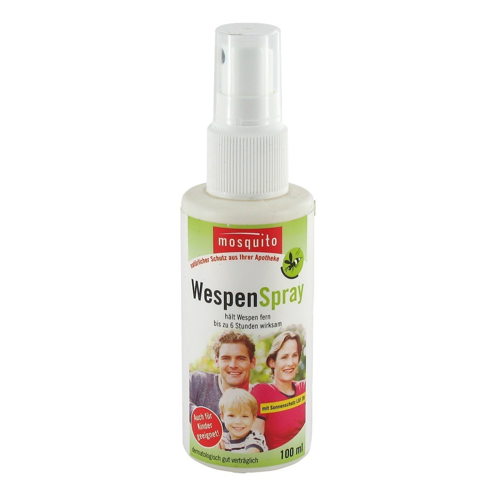 mosquito wespen spray m sonnenschutz 100 milliliter online bestellen medpex versandapotheke. Black Bedroom Furniture Sets. Home Design Ideas