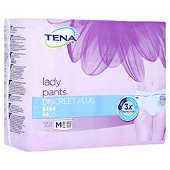 TENA LADY Pants Discreet plus M 12 Stück