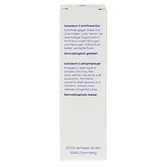 SULFODERM S Anti-Pickel-Gel 15 Milliliter - Rückseite