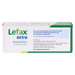 Lefax extra 50 Stück N2 - Rückseite