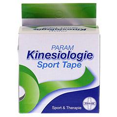 KINESIOLOGIE Sport Tape 5 cmx5 m grün 1 Stück - Vorderseite