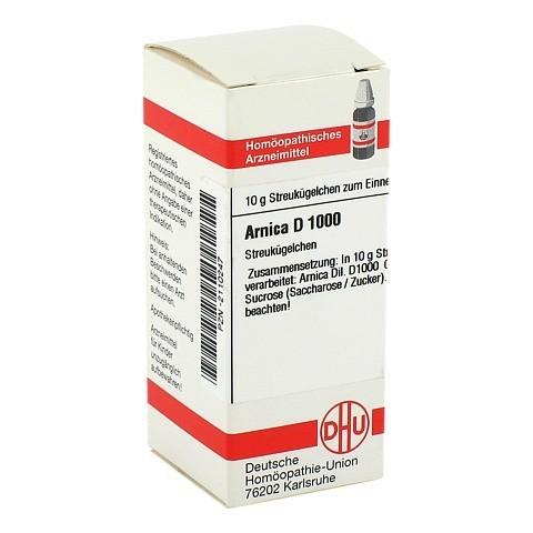 ARNICA D 1000 Globuli 10 Gramm N1