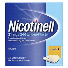 Nicotinell 52,5mg/24Stunden 7 Stück - Vorderseite