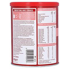 SLIM FAST Pulver Erdbeere 438 Gramm - Rechte Seite