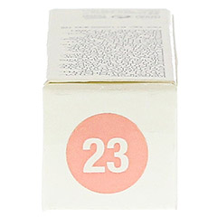 HYDRACOLOR Lippenpflege 23 rose Faltschachtel 1 Stück - Oberseite