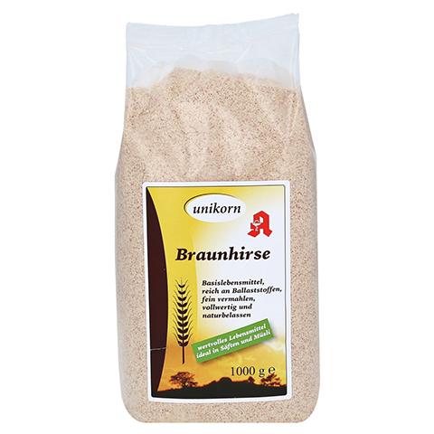 BRAUNHIRSE Wildform Pulver 1000 Gramm