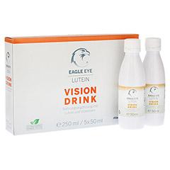 EAGLE EYE Lutein Vision Drink 5x50 Milliliter